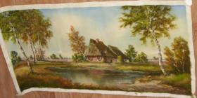 Foto 6 Lüneburger Heide (Gemälde)