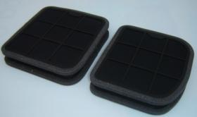 Foto 2 Luftfilter, Kraftstofffilter, Innenraumfilter und Ölfilter