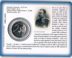 Foto 2 Luxemburg 2 Euro Gedenkmünze '' 2012 ''