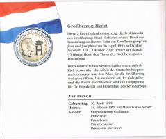Foto 3 Luxemburg Euro Kursmünzensatz '' 2004 '' !