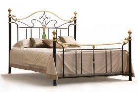 Luxus Metall-Bett