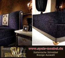 Foto 4 Luxus Möbel Bett Doppelbett 160x200 Schlafzimmer Royale Moonlight Italienische Klassische Stilmöbel