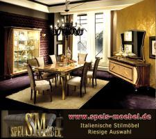 luxus m bel wohnzimmer rossini italienische klassische
