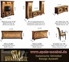 Foto 4 Luxus Möbel Wohnzimmer Rossini Italienische Klassische Stilmöbel
