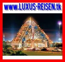 Luxus-Urlaub zum Mini-Preis THE RAFFLES Dubai