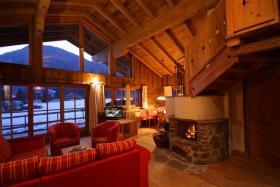 Foto 2 Luxus Urlaub in Tirol - Exklusive Chalets mit Sauna, Kamin in der Zugspitzarena