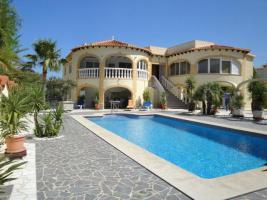 Luxus Villa an der Costa Blanca-Spanien