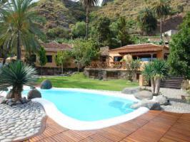 Finca Paraiso del Norte mit Pool und Meerblick