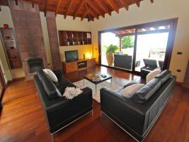 Foto 7 Luxusfinca auf der Kanaren Insel Teneriffa- Ferienhaus Paraiso del Norte mit Pool und Meerblick