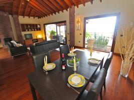 Foto 8 Luxusfinca auf der Kanaren Insel Teneriffa- Ferienhaus Paraiso del Norte mit Pool und Meerblick