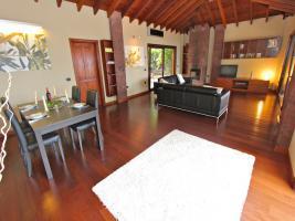 Foto 9 Luxusfinca auf der Kanaren Insel Teneriffa- Ferienhaus Paraiso del Norte mit Pool und Meerblick