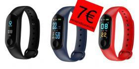 M3 Plus Smart Sport Bracelet 7€ frei Haus