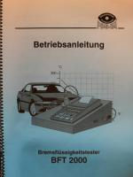 MAHA Bremsflüssigkeitstester BFT 2000