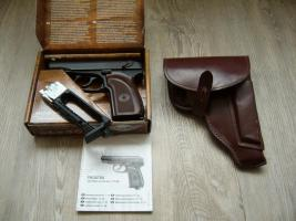 MAKAROV - CO2 PISTOLE VOLLMETALL BLOW BACK