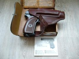 Foto 2 MAKAROV - CO2 PISTOLE VOLLMETALL BLOW BACK
