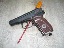 Foto 4 MAKAROV - CO2 PISTOLE VOLLMETALL BLOW BACK