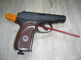 Foto 5 MAKAROV - CO2 PISTOLE VOLLMETALL BLOW BACK