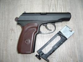Foto 7 MAKAROV - CO2 PISTOLE VOLLMETALL BLOW BACK