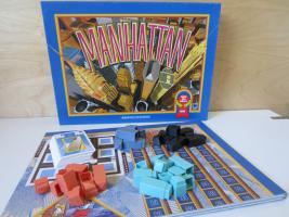 MANHATTAN - Spiel des Jahres 1994 - Hand im Glück Verlag