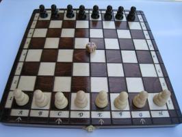 Foto 3 MAZO statt Schach - ein neues Brettspiel einfacher als Schach und interessanter als Dame