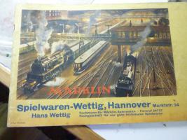 Foto 4 MÄRKLIN Kataloge ab1936