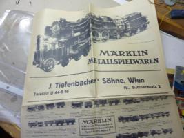 Foto 10 MÄRKLIN Kataloge ab1936