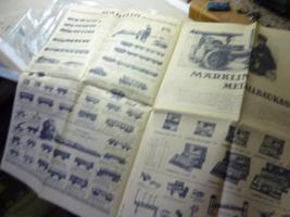 Foto 11 MÄRKLIN Kataloge ab1936