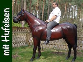 Foto 2 MEGA TEUER DECO HORSE … EGAL SEH SIE DIR AN DAS KOSTE NIX ...