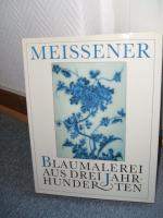 MEISSENER Blaumalerei