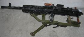 MG 37t mit Lafette WK2