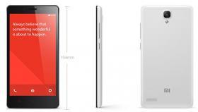 Foto 4 MI Xiaomi Smartphone Redmi Note 8GB günstig billig