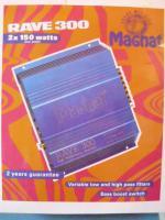 Foto 2 Mac Audio MX69,4 Weg Auto Lautsprecher car hifi 150watt