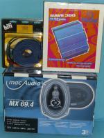 Foto 4 Mac Audio MX69,4 Weg Auto Lautsprecher car hifi 150watt
