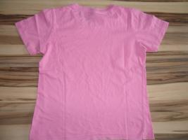 Foto 3 Mädchen T-shirt, Altrosa, Größe:134/140  www.roteerdbeere.com #mädchenkleidung #auktion #rosa