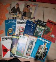 Magazin Für Haus und Wohnung, DDR, 12 Stück