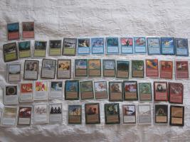 Magic Karten Fourth Edition, Heimatländer, Ice Age, Legends