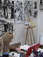 Foto 2 Malkurse- Zeichenkurse - Mappenkurs - Aktzeichnen- Sommerakademie- Wochendworkshop- Geschenkgutschein