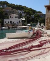 Mallorca, Fischerhaus im Hafen von Cala Figuera bis 5 Personen ab 70, - / Tag