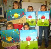 Foto 3 Malschule ''Heidi''