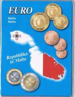 Malta Euro Kursmünzensatz '' 2008 '' !