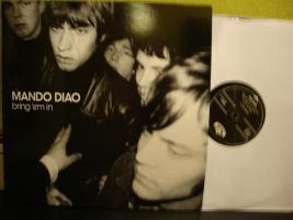 Mando Diao - Bring Em In  LP