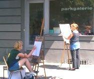 Mappenvorbereitung Malen, Zeichnen...