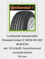 Foto 3 Marken Reifen super preiswert einkaufen