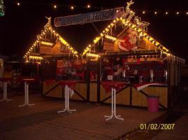 Foto 3 Markthütte Markthütten Marktbude Marktbuden Verkaufshütte auch für Weihnachtsmarkt