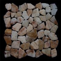 Mosaikfliesen Bodendesign