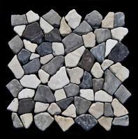 Mosaikfliesen Boden-Design