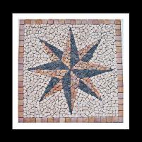 Mosaik Fliesen Marmor