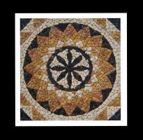 Mosaik Naturstein Boden-Design
