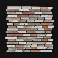 Wand-Design Marmor Fliesen