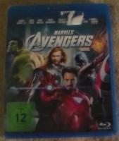 Marvel's The Avengers Bluray Action Fantasy Marvel Hemsworth Hiddleston Downey Evans Johansson